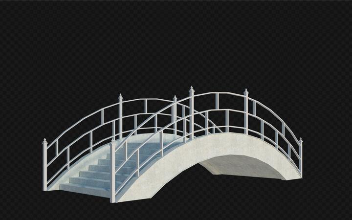 三维渲染建筑结构隔离